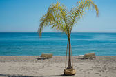 Beach in Varigotti — Stock Photo