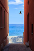 Views of Varigotti — Stock Photo