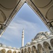 The Suleymaniye Mosque, Istanbul, Turkey — Stock Photo