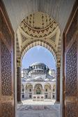 The Suleymaniye Mosque, Istanbul, Turkey — Stock Photo