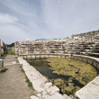 Bouleuterion, Aphrodisias, in Denizli — Stock Photo