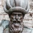 Bust of Mimar Sinan — Stock Photo #27426915