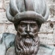 Bust of Mimar Sinan — Stock Photo