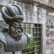 Bust of Mimar Sinan — Stock Photo #27426917