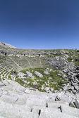 Amphithéâtre de sagalassos en isparta, turquie — Photo