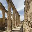 The Latrine in Hierapolis, Denizli, Turkey — Stock Photo