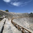 Amphitheatre of Hierapolis in Denizli, Turkey — Stock Photo