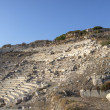 Stock Photo: Amphitheatre in Knidos, Mugla