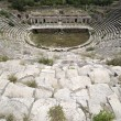 Stock Photo: Amphitheatre in Aphrodisias, Aydin