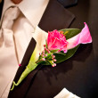 Stock Photo: Schutte wedding - boutonniere