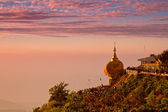 Kyaiktiyo Pagoda, Myanmar — Stock Photo