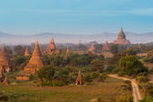 Morning at Bagan, Myanmar — Stock Photo