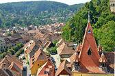 Sighisoara, rumanía — Foto de Stock