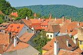 Sighisoara, transilvania, rumania — Foto de Stock