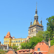 Sighisoara, Transylvania, Romania — Stock Photo #13171309