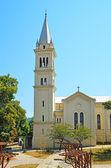 Catholic Church in Sighisoara — Stock Photo