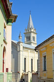 Sighisoara, Transylvania, Romania — Stock Photo