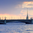 Stock Photo: St. Petersburg, Russia, in evening light