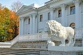 Palazzo di yelagin a san pietroburgo, russia — Foto Stock