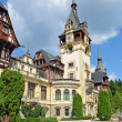 Peles castle - Stock Photo