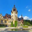 Peles castle — Stock Photo #16301591