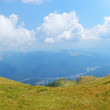 Carpathimountains in Transylvania, Romania — Stock Photo #16926247
