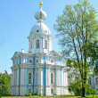 Smolny Cathedral — Stockfoto
