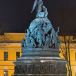 Monument to the millennium of Russia - Foto Stock