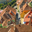 Sighisoara, Romania — Stockfoto #21684311