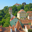 Foto Stock: Sighisoara, Romania