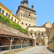 Stock Photo: Sighisoara, Romania