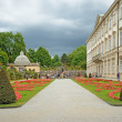 Mirabell Gardens in Salzburg, Austria — Stock Photo #30037145