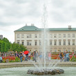 Mirabell gardens in Salzburg, Austria. — Stock Photo #30037709