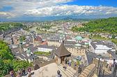 View of Salzburg, Austria. — Stock Photo