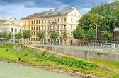 Salzburg, austria. — Zdjęcie stockowe