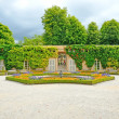 Mirabell gardens in Salzburg, Austria. — Stock Photo #30093367