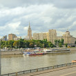 Moskva River — Stock Photo #34222597