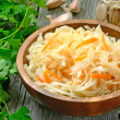 Sauerkraut — Stock Photo