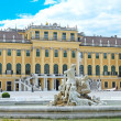 Schonbrunn Palace in Vienna, Austria. — Stock Photo