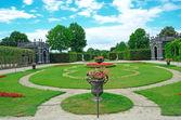 Tuin van Schönbrunn Paleis — Stockfoto