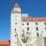 Bratislava Castle — Stock Photo #37605409