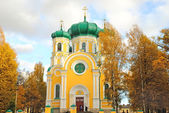 Cathedral of St. Paul in Gatchina, Russia — Stock Photo