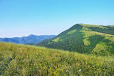 Kafkas dağları — Stok fotoğraf