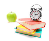 School tools. On a white background. — Stock Photo