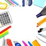 School tools. — Stock Photo