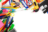 School accessories . — Stock Photo