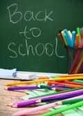 Back to school. — Foto de Stock