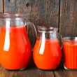 Stock Photo: Tomato juice
