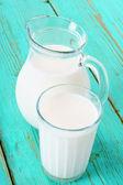 La leche. — Foto de Stock