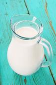 The milk. — Stock Photo